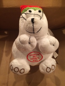 Pet Gift Box Polar Bear