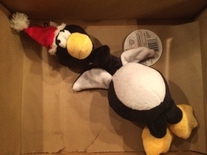 Pet Gift Box Penguin