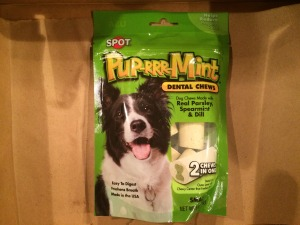 Pet Gift Box Pup-rrr-Mint Treats
