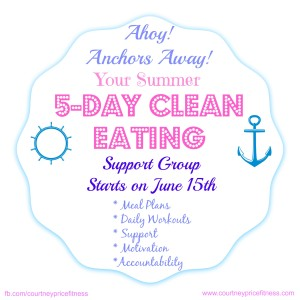 Ahoy Meal Plan