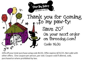 BLOG COUPON