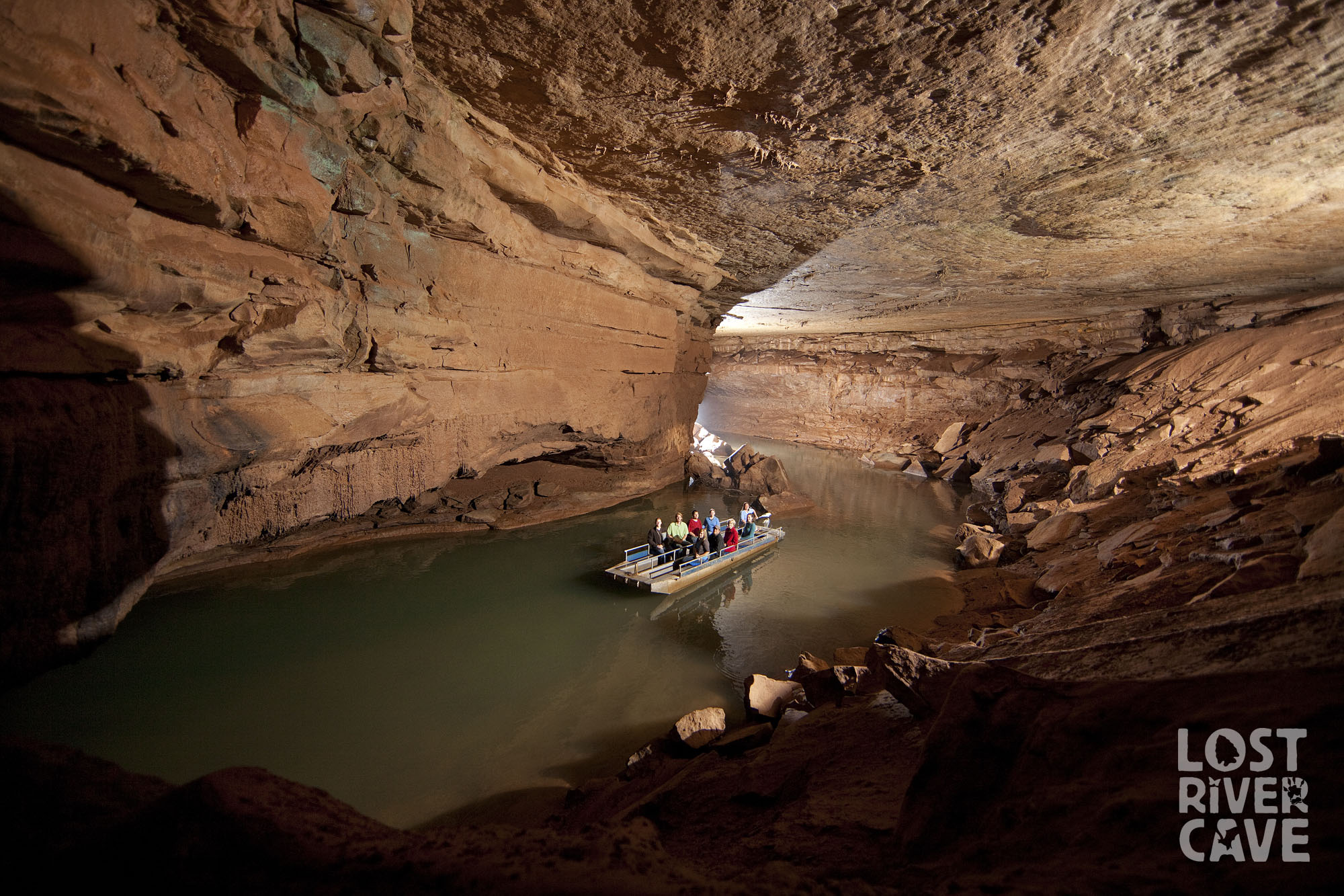 Mammoth Cave River Tour