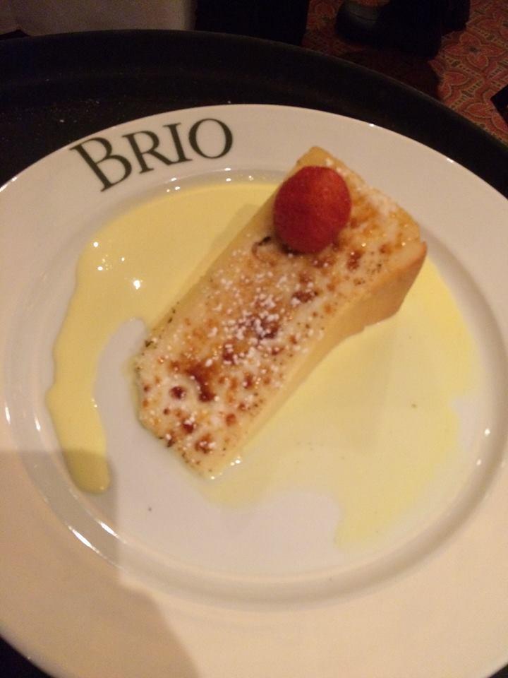 Cheesecake - Brio