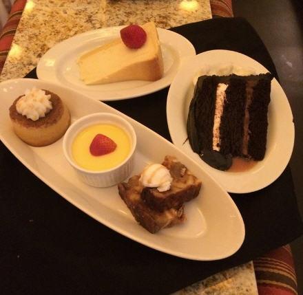 Desserts - Brio
