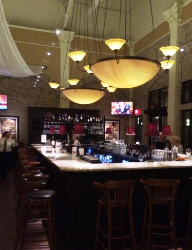 Inside Bar - Front Entrance - Brio