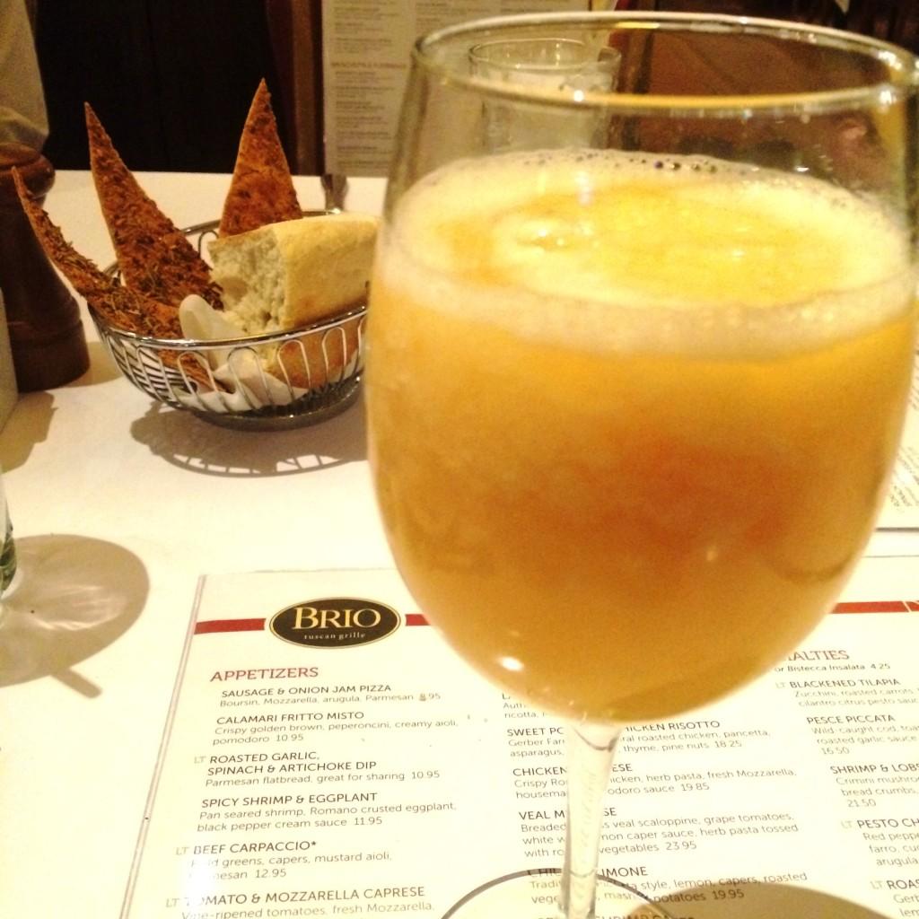 Peach Bellini - Brio