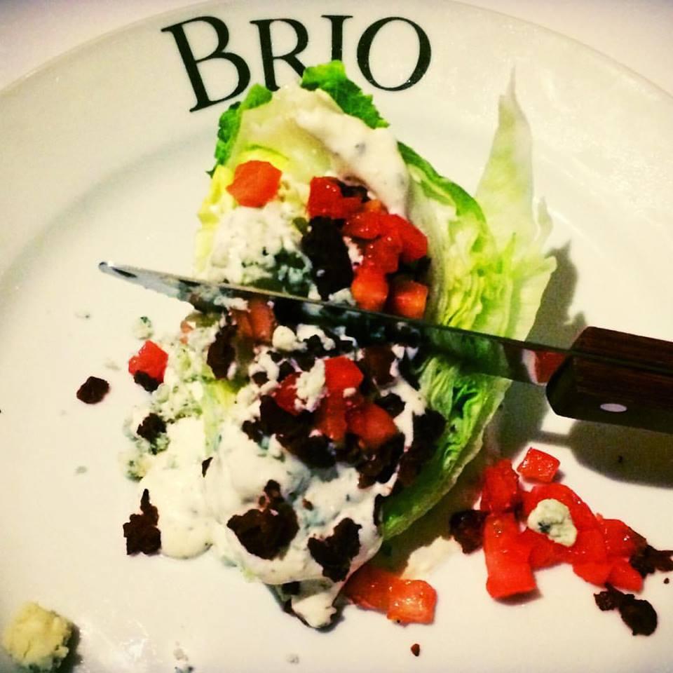 Wedge Salad - Brio