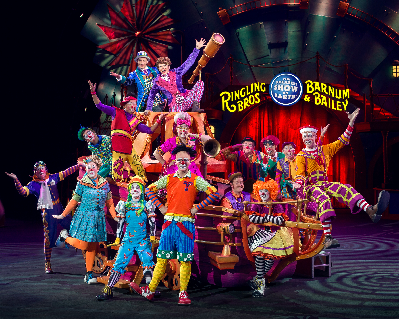 Circus Xtreme_Group Clown (2)