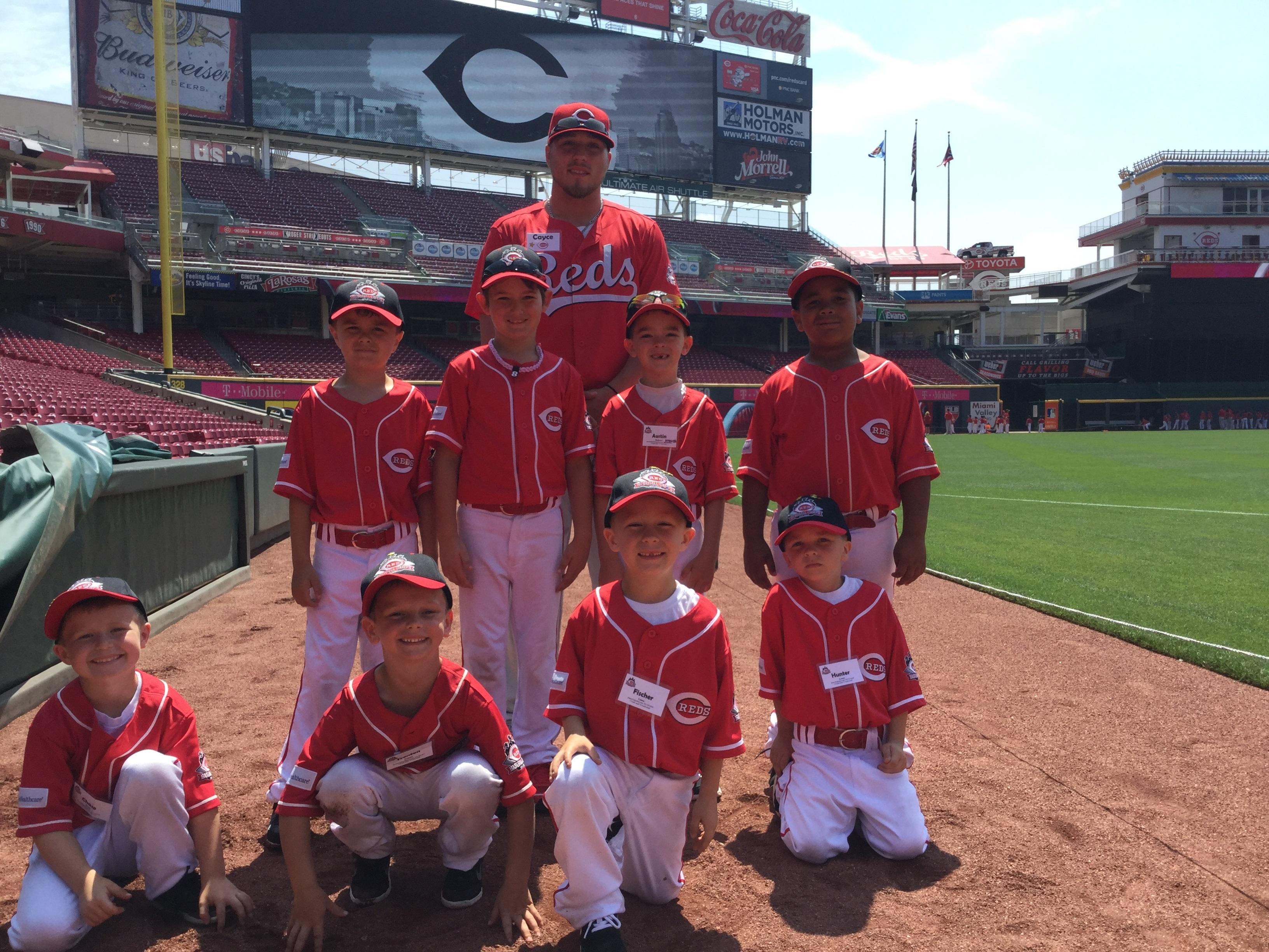 Austin Reds Camp 2016