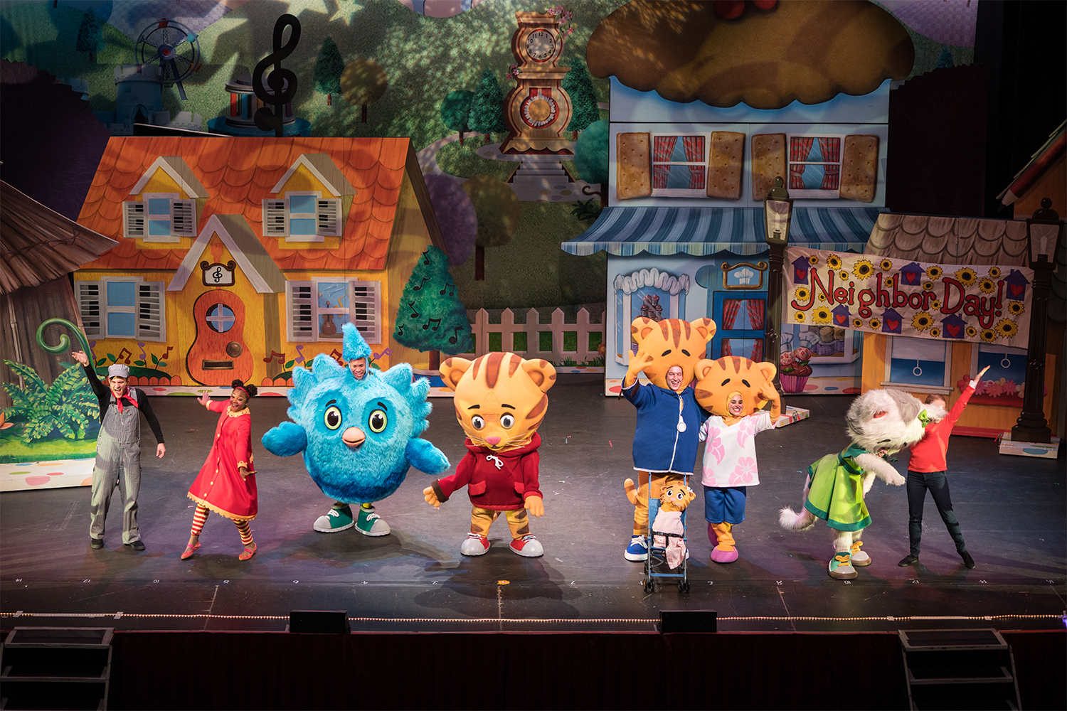 Daniel Tiger S Neighborhood Live Is Coming To Cincinnati